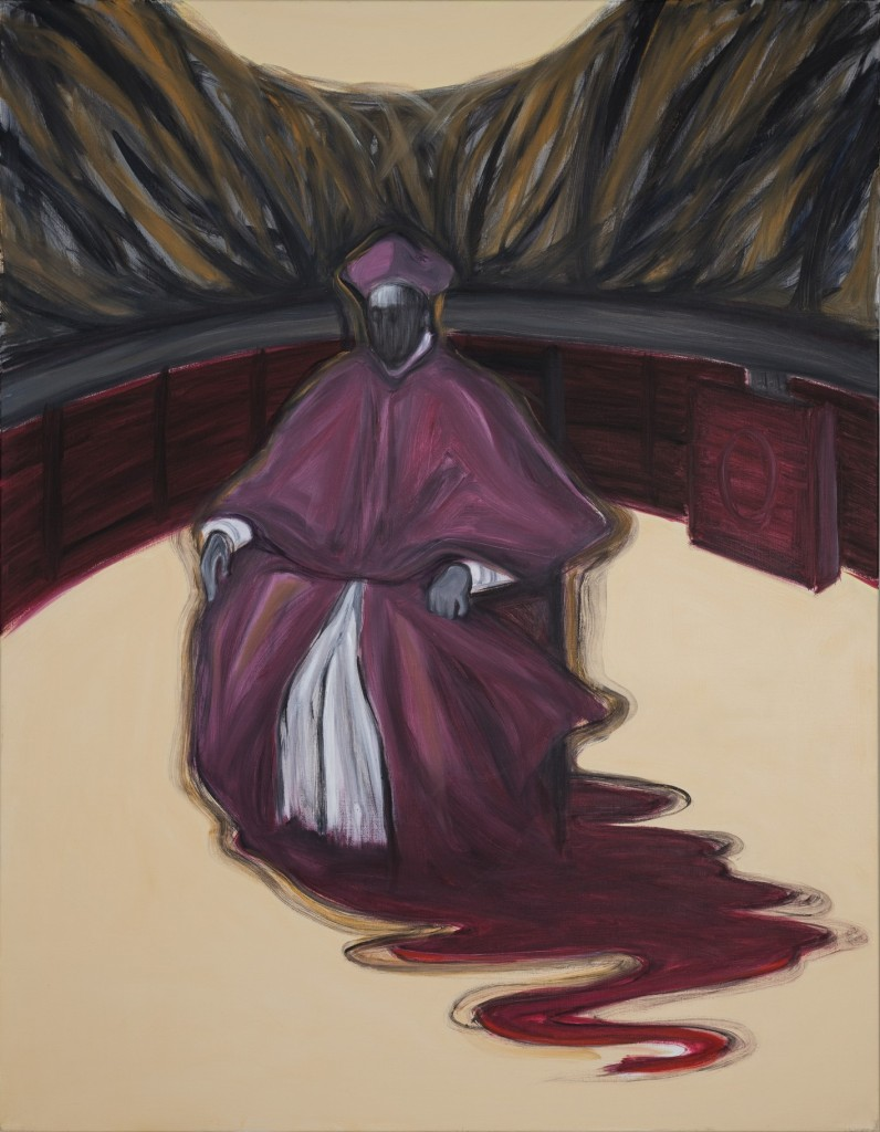 Le grand Inquisiteur d'après Le Greco